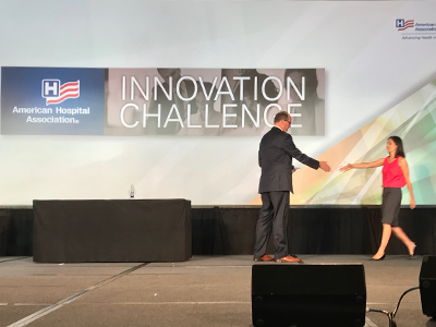 2018 AHA Innovation Challenge Winner: