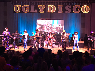 Ugly Disco - Golisano Children's Hospital