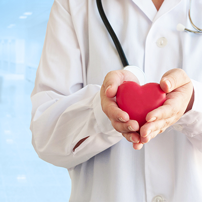 Why Our Hearts Are in Healthcare